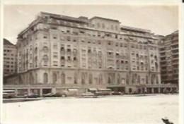 GRAN EDIFICIO LUGAR NO DETERMINADO HOTEL? TOMADA DESDE LA PLAYA    CIRCA 1940  PEQUEÑA FOTOGRAFIA    OHL - Places