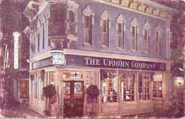 DISNEYLAND: THE UPJOHN COMPANY'S OLD-FASHIONED DRUGSTORE IN DISNEYLAND. GECKO. - Disneyland