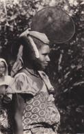 Afrique Coloniale, Afrique Occidentale Française,Sénégal,dakar,c Oiffure Africaine,fierté,femme Anceinte - Sénégal