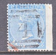 Bermuda 2  (o)  Wmk CC - Bermuda