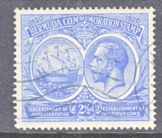 Bermuda 68   (o)  Wmk 4 - Bermuda