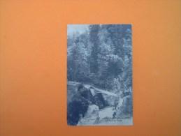 Cpa  ST GERVAIS LES BAINS - 74 - Le Pont Du Diable - Haute Savoie - Saint - Pont - - Saint-Gervais-les-Bains