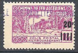 ALGERIE COLIS POST  YVERT  N � 163A  / MAURY N� 177A    NEUF**  TTB