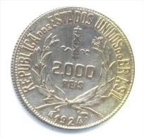 2000 Reis 1924 Brésil / Brasil - Argent / Silver - Buy It Now - Brazilië