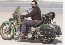 MOTORING  -HARLEY DAVIDSON SOFT TAIL - Motorbikes