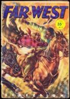 FAR*WEST  N° 2 - Éditions Sélection - (  EO 1949 ) . - Bücher, Zeitschriften, Comics
