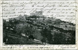 CASTELLO DI RAVARANO - VG  XVIGEVANO ORIGINALE D´EPOCA 100% - Andere Städte