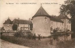 LACOUR D'ARCENAY LE CHATEAU LES FOSSES - France