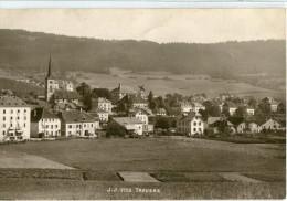 SUISSE - Travers : Vue Générale - NE Neuchatel