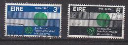 PGL BL1085 - IRLANDE IRELAND Yv N°169/70 - Usati