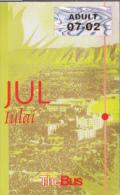 Ticket De Bus Mensuel Hawaï TheBus Juillet 2002 - Abonnements Hebdomadaires & Mensuels