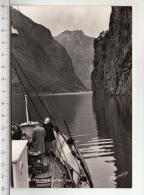 Nærøyfjorden, Sogn - Norvège
