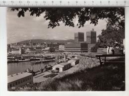 Oslo. Utsikt Fra Akershus (1956) - Norvège