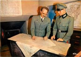 CPSM L'Aigle-Musée De Cire Parlant-Bataille De Normandie-Juin 1944-Hitler Avec Rommel    L1573 - L'Aigle