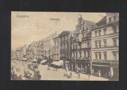AK Magdeburg Breiteweg 1910 - Magdeburg