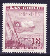 Chile - Hafen Antofagasta (MiNr: 656) 1966 - Postfrisch MNH - Chile