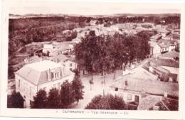 CP, 40, CAPBRETON, Vue Générale, Voyagé En 1932 - Capbreton