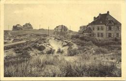 COQ S/ MER - Villas Dans Les Dunes - 2 Scans - De Haan
