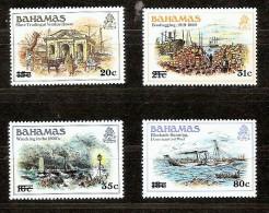Bahamas Bahama's 1983 Yvertn° 532-35 *** MNH Cote 5,50 Euro - Bahamas (1973-...)