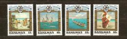 Bahamas Bahama´s 1992 Yvertn° 768-72  *** MNH Cote 10 Euro Christophe Colomb - Bahamas (1973-...)