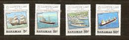 Bahamas Bahama's 1984 Yvertn° 555-58  *** MNH Cote 5 Euro Bateaux Boten Ships - Bahamas (1973-...)