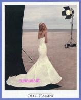 PUBLICITES USA MAGAZINE ADVERTISEMENT RECLAME WERBUNG REKLAME PUBBLICITA PUBLICIDAD For BRIDE GOWN BRAUTKLEID FASHION - Publicités