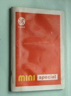 MINI Special Instructieboekje Nederlands / Dutch - Leyland 1977 ( Waterschade / Zie Foto's Voor Details ) - Cars