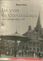LES GENS DE QUEVAUCAMPS  Leurs Sobriquets Depuis 1791 ...  Folklore N° 1 ASP BELOEIL 1996  Bernard DUHANT - Autres