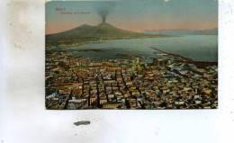Carte  De  Napoli  Panorama Da Saint-Martino - Napoli (Nepel)