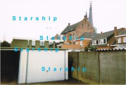 Retie - Foto - Groot Formaat 18,5 X 12,5 Cm - 1996  - (2 Euro Verzendingskost) - Kerk + Gemeentehuis - Retie