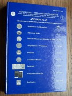 MÜNZHANDEL + VERLAG BEATE STROTHOTTE Gütersloh ANGEBOT Nr. 49 - Feb.2008 ( In Perfecte Staat / Zie Foto´s ) - Numismatiek