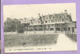 H�tel du Golf - Le Touquet-Paris-Plage - reproduction - Cartes d�Autrefois