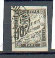 Colg 405 - YT Taxe 6 - CaD Cochinchine - Portomarken