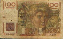 France - 100 FR -  15.04.1948 - 1871-1952 Anciens Francs Circulés Au XXème