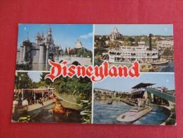 Disney > Disneyland  Multi View  Not Mailed  Ref 1247 - Disneyland