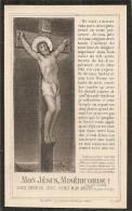 DP. MATHILDE BRACKX - BRUXELLES 1892-1916 - Religion & Esotericism