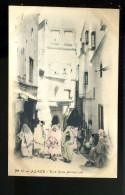 R BTPYS ALGERIE Alger Rue Sidi Abdallah Photographe Vollenweider - Alger