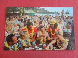 Luau At Waikiki   Not Mailed   Ref 1247 - Stati Uniti