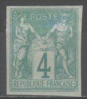 Colonie Française  N° 25  Neuf Sans Gomme, Voir Etat. - Sage