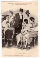 CPA Fêtes Nancy 1906 L´Arrivée De S M Sisowath Le 6 Juillet 54 Meurthe Et Moselle Cambodge Les Princesses Tribune - Nancy