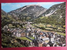 VISTA GENERAL DE ANDORRA LA VELLA. LES ESCALDES. - Andorra