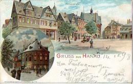 Hanau Gruss Aus - Hanau