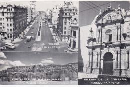 "ADV: ""Dear Doctor"" PENTOTHAL Drug ; Peru , PU-1956 - Pérou"