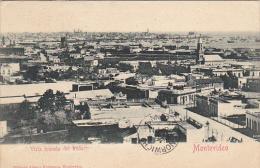 Uruguay Montevideo Vista tomada del Reducto 1907