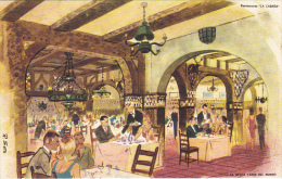 Argentina Buenos Aires Restaurant La Cabana