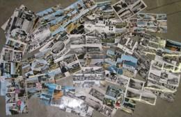 Beau LOT De 101 CPSM Petit Format (années 50) Toutes Multivues - Cartes Postales