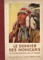 ALBUM No 6 CHOCOLAT CEMOI   Le Dernier Des Mohicans - Chocolate