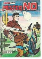 MISTER NO  N° 6  -  MON JOURNAL  1976 - Mister No