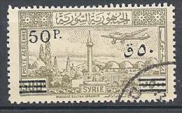 SYRIE PA   N � 28  OBL TTB