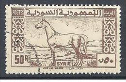 SYRIE   N � 7  OBL TTB